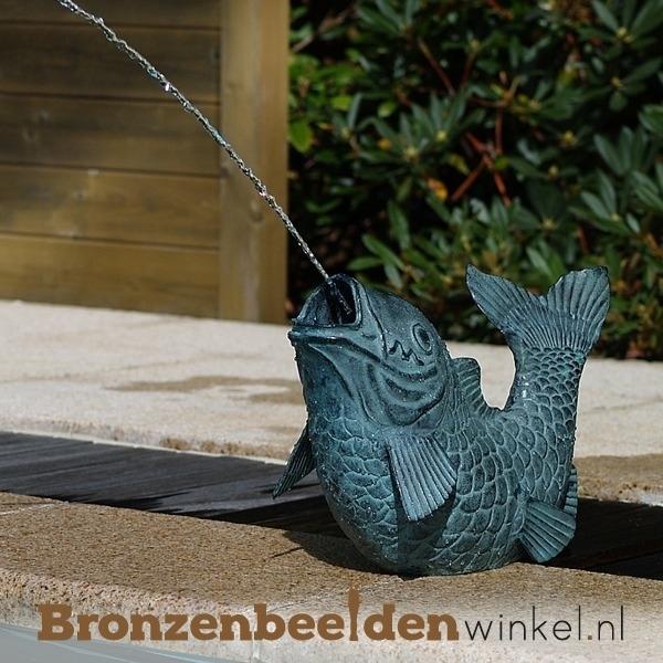 Spuitfiguur vis fontein BBW1140br