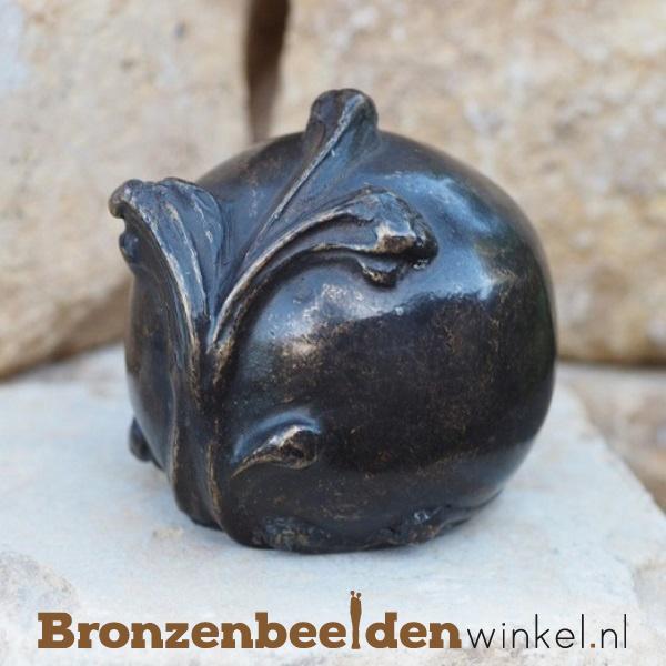 Bronzen asbeeldje sierlijk BBW0372BR
