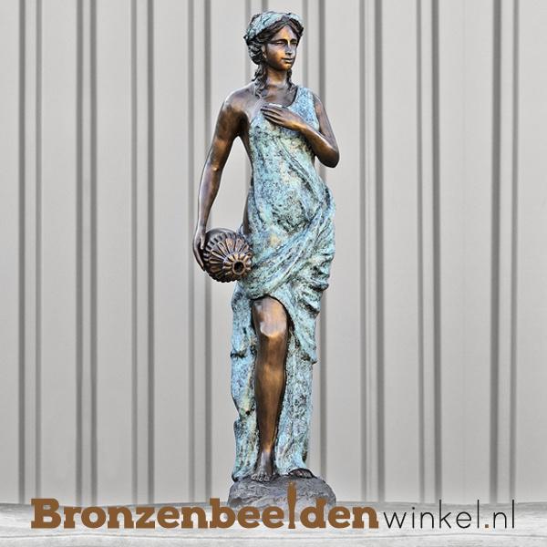 "Klassiek vrouwenbeeld ""Vrouw met Kelk"" BBW52211br"