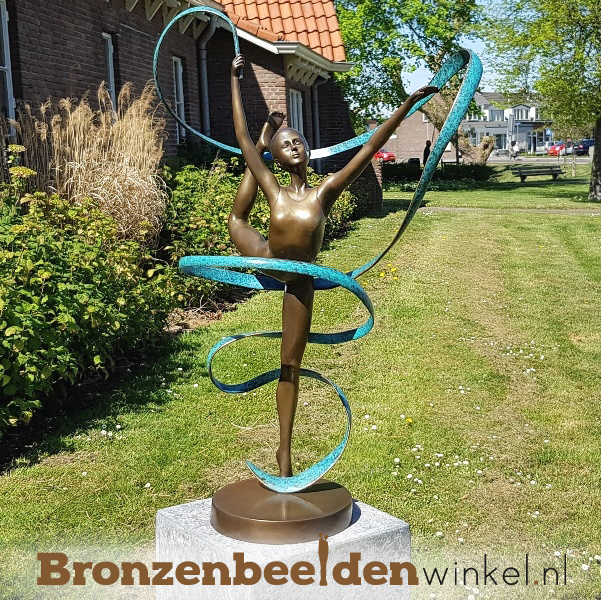 Tuinbeeld Turnster met Lint BBW2418