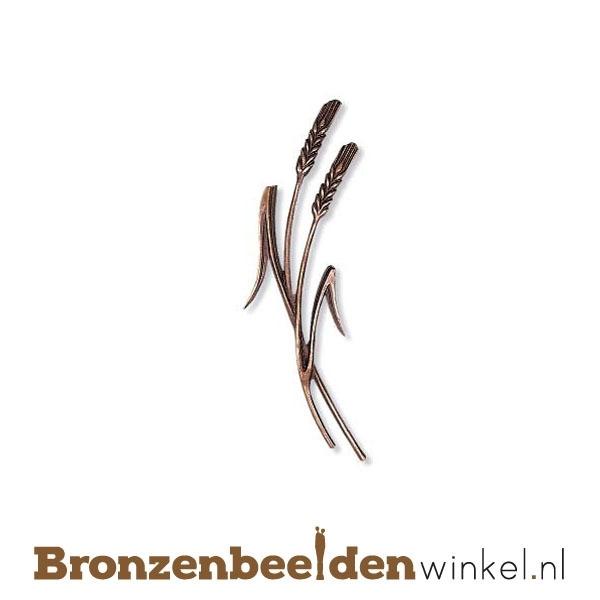 Bronzen korenaar BBW20088-035