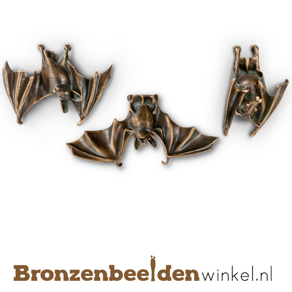 Bronzen vleermuizen BBW37982