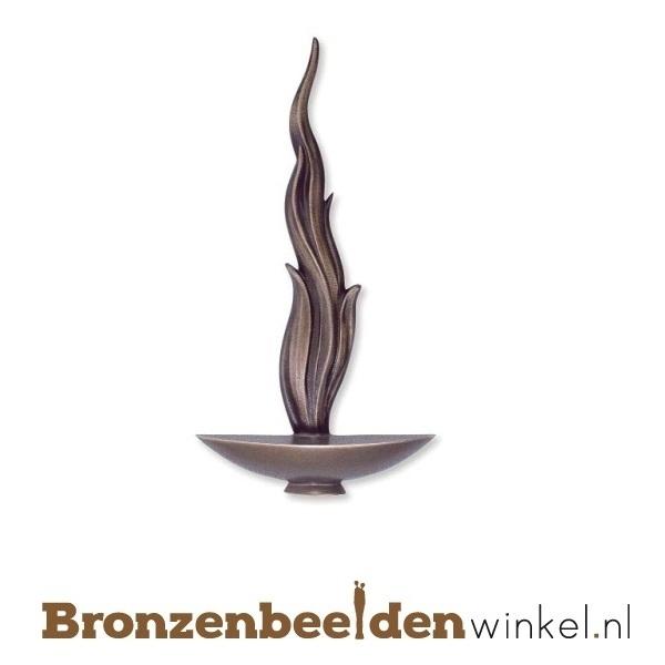 Beeld olympisch vuur BBW18540