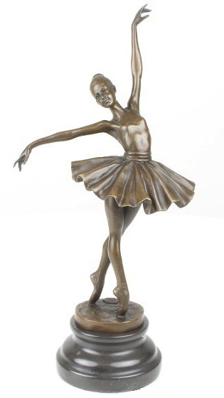 ballerina beeldjes, ballerina beeldje