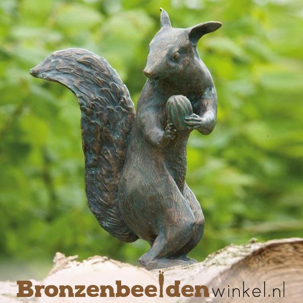 beeld eekhoorn