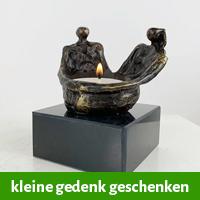 Blijvende gedenk geschenken ter herinnering overlijden
