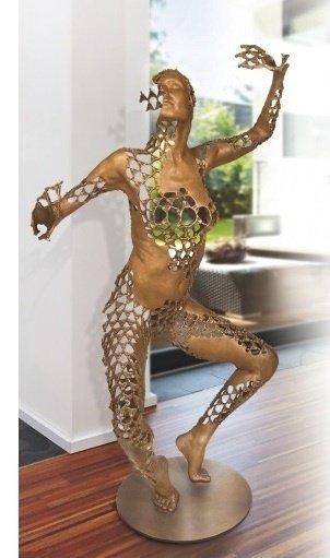 bronzen beeld, bronzen beelden