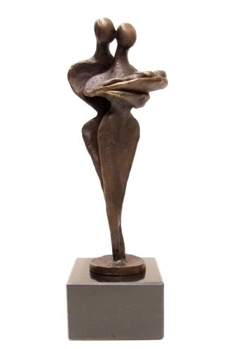 geboortebeeldjes, geboorte bronzen beeldje