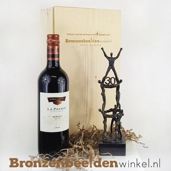 wijnkist geschenk, geschenkpakket wijnkist
