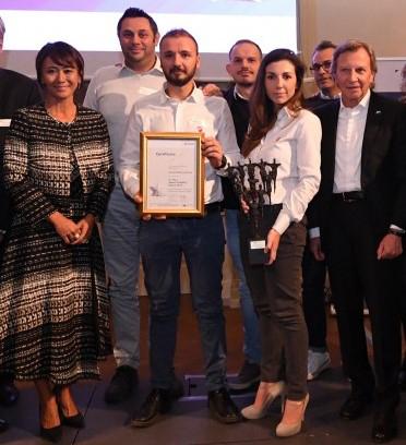 zakelijke award