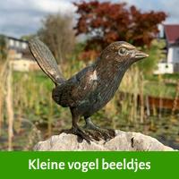 kleine vogel beeldjes