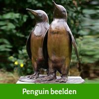 penguin beelden