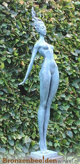 tuinbeeld vrouw, tuinbeeld vrouw kopen