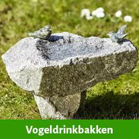 vogeldrinkbak, vogeldrinkschaal