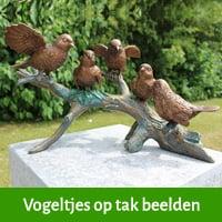 vogeltjes op tak