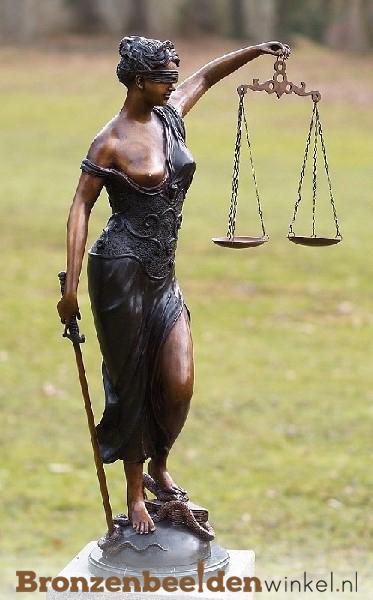 vrouwe justitia beeld te koop
