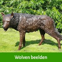 beeld wolf