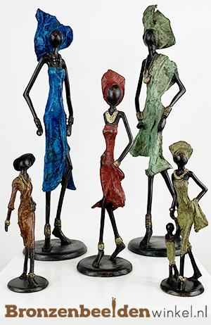 Beeld Afrikaanse vrouw