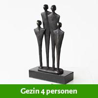 beeld gezin 4 personen