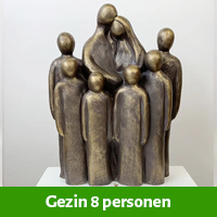 familie beeld 8 personen