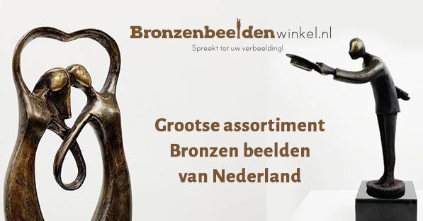 bronzen beeldjes Maastricht