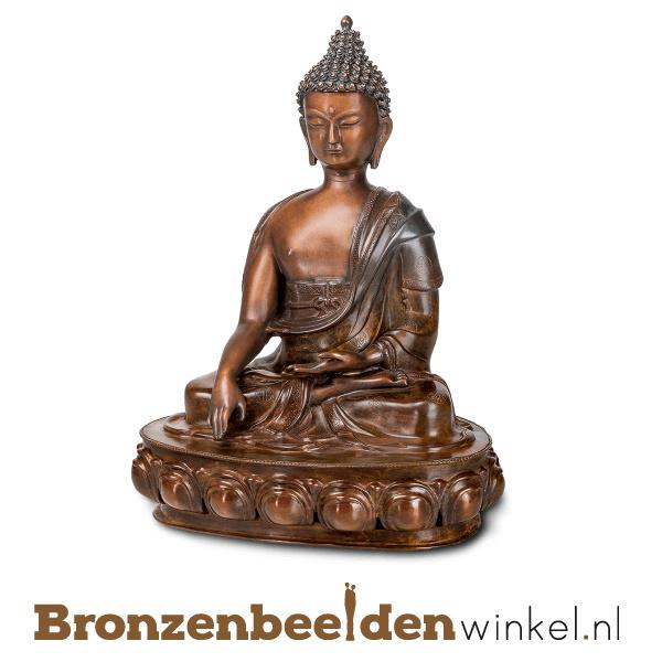 boeddha beelden, boeddha beeld brons