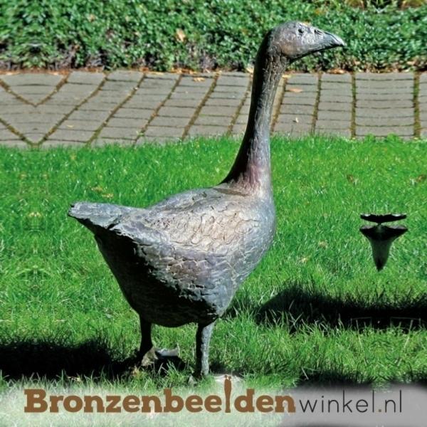 Bronzen ganzen, ganzen beelden