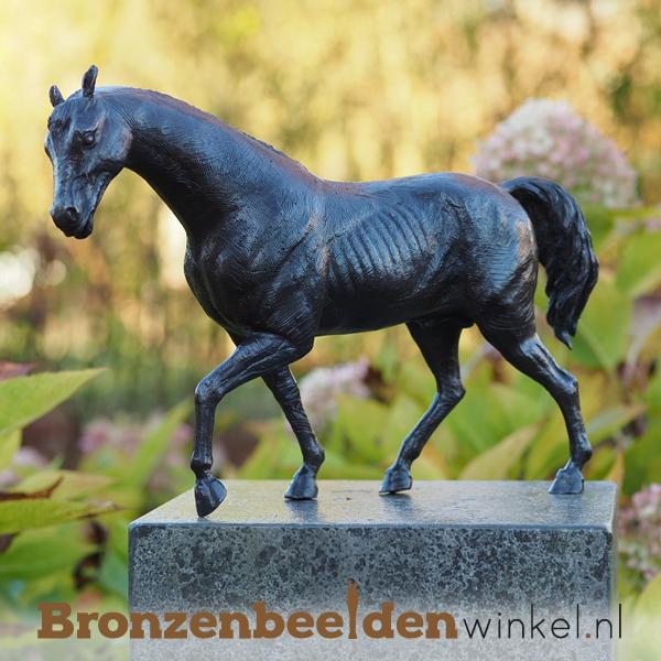 Paardenbeelden kopen van brons
