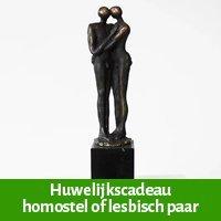cadeau homo bruidegom, cadeau lesbische bruid