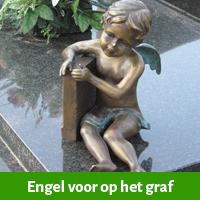 engel voor op het graf