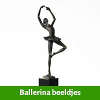 ballerina beeldjes