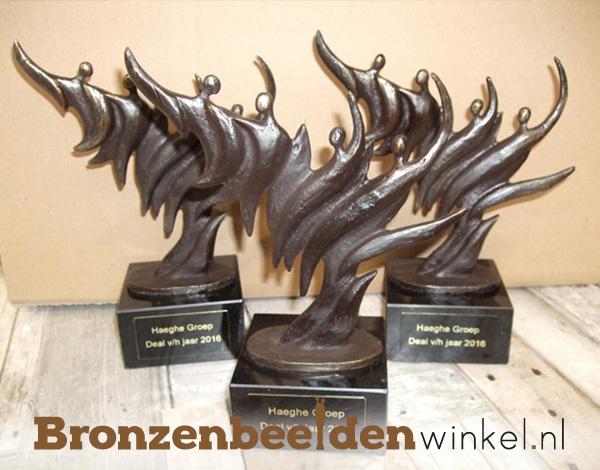 Kleine bronzen beeldjes