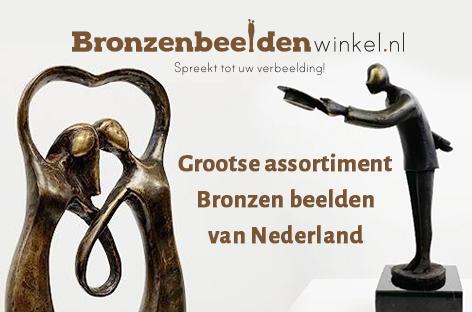 Kunst kopen Utrecht, bronzen beelden utrecht