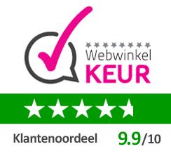 WebwinkelKeur bronzenbeeldenwinkel.nl reviews
