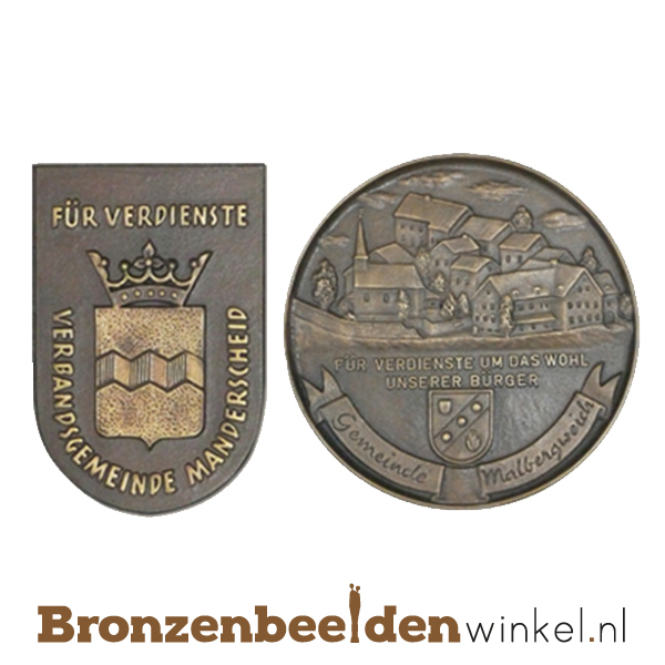 plaquette monumentaal pand