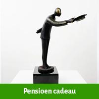 Pensioen geschenk