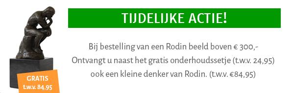 Rodin beelden actie, beelden van Rodin actie