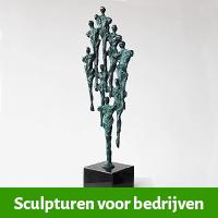 Sculpturen voor bedrijven