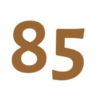 Verjaardagscadeau 85 jaar