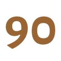 Verjaardagscadeau 90 jaar