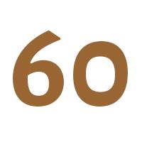 Verjaardagscadeau vrouw 60 jaar