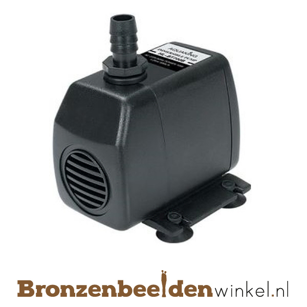 waterpomp spuitfiguur