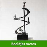 beeldjes succes, succes beeldjes