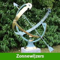 Zonnewijzer als origineel jubileum cadeau