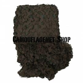 Camouflagenet 6 X 3 meter Woodland met Touw MS02GB