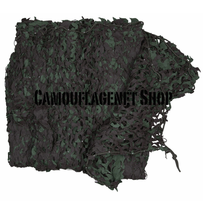 Camouflagenet 6 X 3 meter MILITARY (Extra stevig)