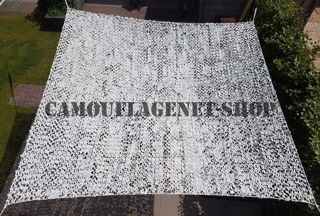 Legernet Snow 4 X 5 meter SN4050