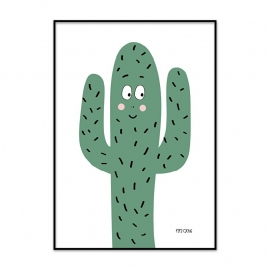 Poster Baby cactus