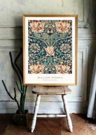 Poster William Morris - Honeysuckle (1876)
