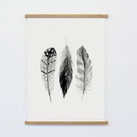 Poster boho veren